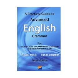 Siyasal Kitabevi Yayınları - Siyasal Kitabevi Advanced English Grammar