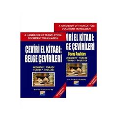 Siyasal Kitabevi Yayınları - Siyasal Kitabevi İngilizce Türkçe - Türkçe İngilizce Belge Çevirileri