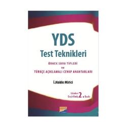 Siyasal Kitabevi Yayınları - Siyasal Kitabevi YDS Test Teknikleri