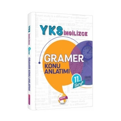 Smart English - Smart English 11. Sınıf YKS İngilizce Gramer Konu Anlatımı