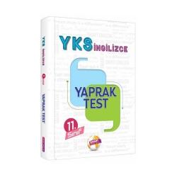 Smart English - Smart English 11. Sınıf YKS İngilizce Yaprak Test