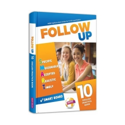 Smart English - ​Smart English Follow Up 10 English Practice Book