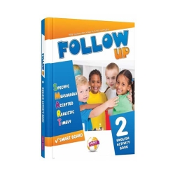 Smart English - ​Smart English Follow Up 2 English Activity Book