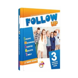 Smart English - ​Smart English Follow Up 3 English Activity Book