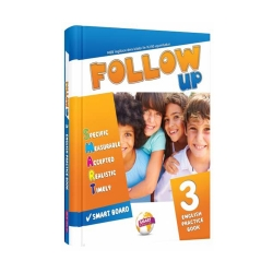 Smart English - ​Smart English Follow Up 3 English Practice Book