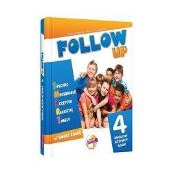 Smart English - ​Smart English Follow Up 4 English Activity Book