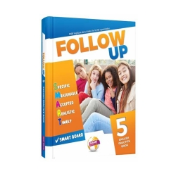 Smart English - ​Smart English Follow Up 5 English Practice Book