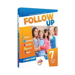Smart English - ​Smart English Follow Up 7 English Practice Book