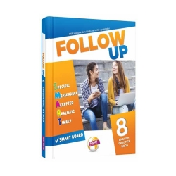 Smart English - ​Smart English Follow Up 8 English Practice Book