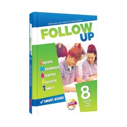 Smart English - ​Smart English Follow Up 8 English Test Book