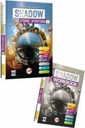 Smart English - ​Smart English Shadow Activity Book 6-1