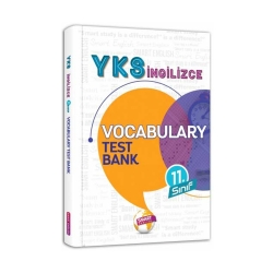 Smart English - ​Smart English YKS İngilizce 11. Sınıf Vocabulary Test Bank