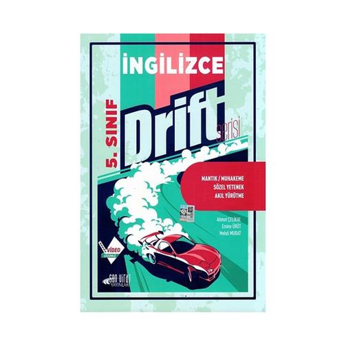 Son Viraj Yayınları 5. Sınıf İngilizce Drift Serisi