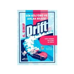 Son Viraj Yayınları - Son Viraj Yayınları 6. Sınıf Din Kültürü ve Ahlak Bilgisi Drift Serisi