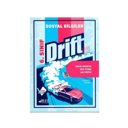 Son Viraj Yayınları - Son Viraj Yayınları 6. Sınıf Sosyal Bilgiler Drift Serisi