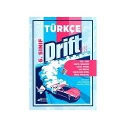 Son Viraj Yayınları - Son Viraj Yayınları 6. Sınıf Türkçe Drift Serisi