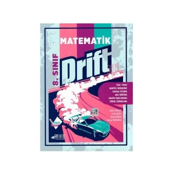 Son Viraj Yayınları - Son Viraj Yayınları 8. Sınıf Matematik Drift Serisi