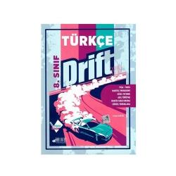 Son Viraj Yayınları - Son Viraj Yayınları 8. Sınıf Türkçe Drift Serisi