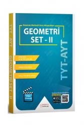 Sonuç Derece Yayınları - Sonuç Derece Yayınları TYT AYT Geometri Set II