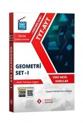 Sonuç Yayınları - Sonuç Yayınları 2022 TYT AYT Geometri Modül Set I