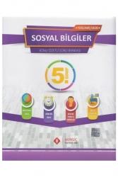 Sonuç Yayınları - Sonuç Yayınları 5. Sınıf Sosyal Bilgiler Kazanım Merkezli Soru Bankası Seti