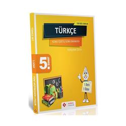 Sonuç Yayınları - Sonuç Yayınları 5. Sınıf Türkçe Kazanım Merkezli Soru Bankası Seti
