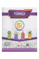 Sonuç Yayınları - Sonuç Yayınları 5. Sınıf Türkçe Kazanım Merkezli Soru Kitapçığı Seti Yenilenmiş Baskı