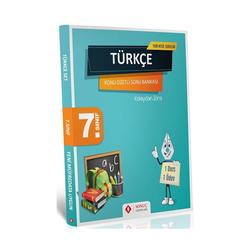 Sonuç Yayınları - Sonuç Yayınları 7. Sınıf Türkçe Kazanım Merkezli Soru Bankası Seti