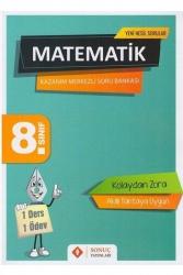 Sonuç Yayınları - Sonuç Yayınları 8. Sınıf Matematik Kazanım Merkezli Soru Bankası Seti