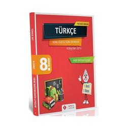 Sonuç Yayınları - Sonuç Yayınları 8. Sınıf Türkçe Kazanım Merkezli Soru Bankası Seti