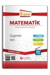 Sonuç Yayınları - Sonuç Yayınları 9. Sınıf Matematik Kazanım Merkezli Soru Kitapçığı Üçgenler Veri