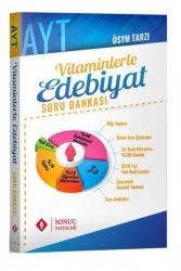 Sonuç Yayınları - Sonuç Yayınları AYT Vitaminlerle Edebiyat Soru Bankası