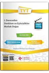 Sonuç Yayınları - Sonuç Yayınları TYT 1. Dereceden Denklem ve Eşitsizlikler Mutlak Değer