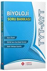 Sonuç Yayınları - Sonuç Yayınları TYT AYT Biyoloji Soru Bankası
