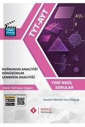 Sonuç Yayınları - Sonuç Yayınları TYT AYT Doğrunun Analitiği Dönüşümler Çemberin Analitiği