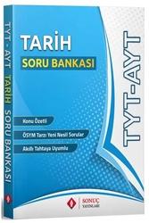 Sonuç Yayınları - Sonuç Yayınları TYT AYT Tarih Soru Bankası