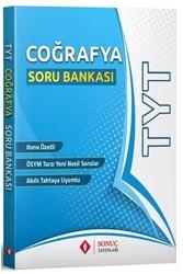 Sonuç Yayınları - Sonuç Yayınları TYT Coğrafya Soru Bankası