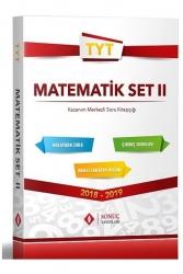 Sonuç Yayınları - Sonuç Yayınları TYT Matematik Modüler Set 2 Kazanım Merkezli Soru Bankası