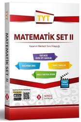 Sonuç Yayınları - Sonuç Yayınları TYT Matematik Set 2 Kazanım Merkezli Soru Bankası