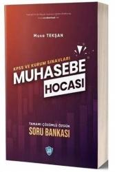 Sorubankası.net - Soru Bankası Net Yayınları KPSS A Grubu ve Kurum Sınavları Muhasebe Hocası Çözümlü Soru Bankası