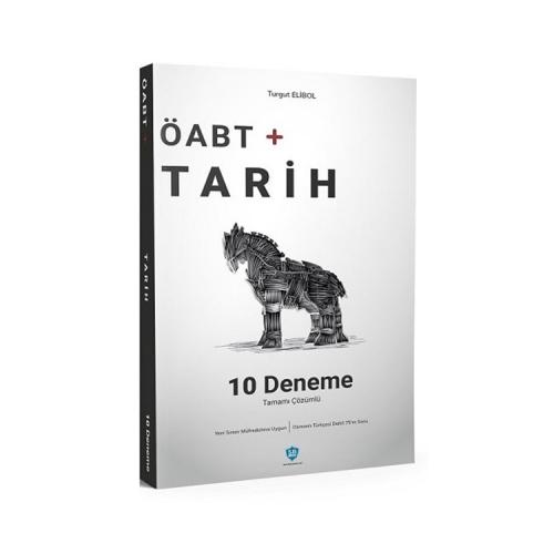 Sorubankası.net Yayınları 2019 ÖABT Tarih Öğretmenliği 10 Deneme Çözümlü