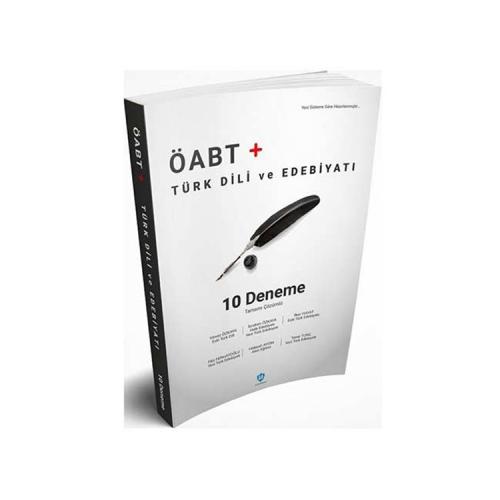 Sorubankası.net Yayınları 2019 ÖABT Türk Dili ve Edebiyatı Tamamı Çözümlü 10 Deneme