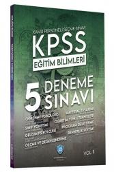 Sorubankası.net - Sorubankası.net Yayınları KPSS Eğitim Bilimleri 5 Deneme Çözümlü