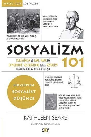 Say Yayınları - Sosyalizm 101 Say Yayınları