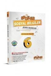 Spoiler Yayınları - Spoiler Yayınları 6. Sınıf Sosyal Bilgiler Spoiler Soru Bankası