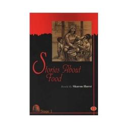 Kapadokya Yayınları - İngilizce Hikaye Stories About Food - Kapadokya Yayınları