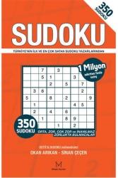 Mikado Yayınları - Sudoku Turuncu Mikado Yayınları