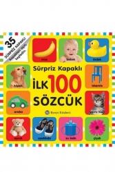 Remzi Kitabevi - Sürpriz Kapaklı İlk 100 Sözcük Remzi Kitabevi