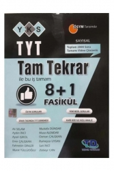 Tandem Yayınları - Tandem Yayınları 2021 TYT Tam Tekrar Sayısal 81 Fasikül
