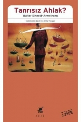 Ayrıntı Yayınları - Tanrısız Ahlak Ayrıntı Yayınları